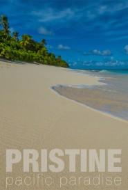 Pristine Pacific Paradise Filmposter